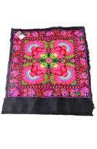 Pink Garden Fabric