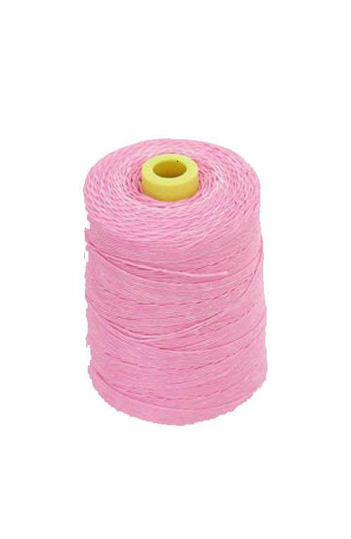 Pink Colored Waxed String
