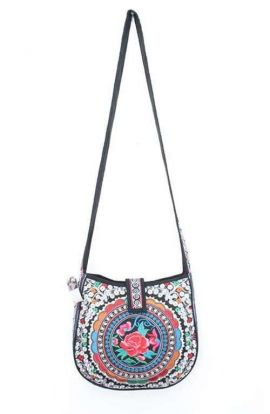 Cross Body Bag - Rose