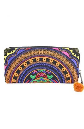 Women's Wallet - Tribal