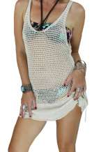 Beach Bum - Crochet Cover Up
