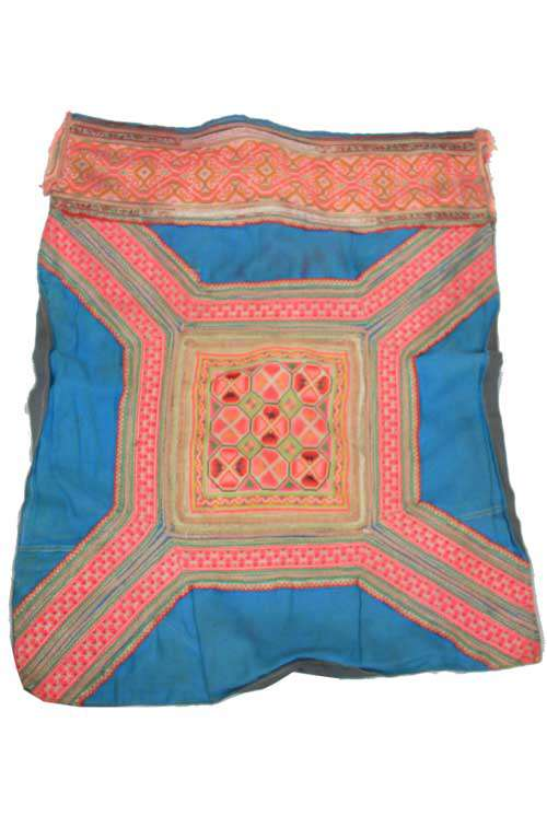 HMONG Vintage Baby Carrier Fabric