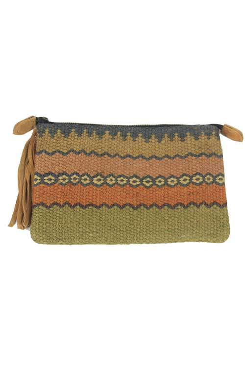 Jute Dhurries - Clutch