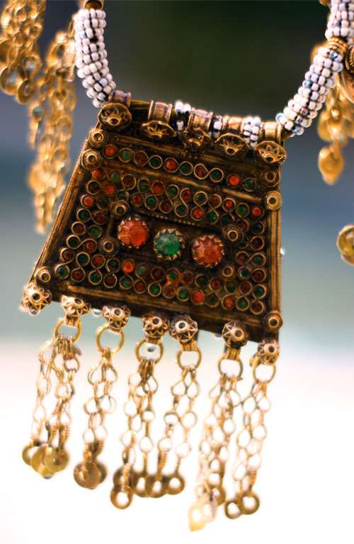 Banjara Necklace - Vintage Statement
