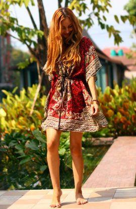 Kaftan Summer Dress