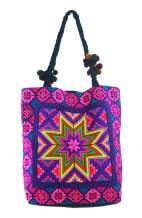 Bohemian Star Shoulder Handbag