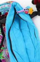 Rose Shoulder Beach Bag