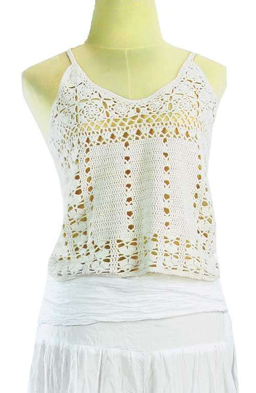 Halter neck flowing top
